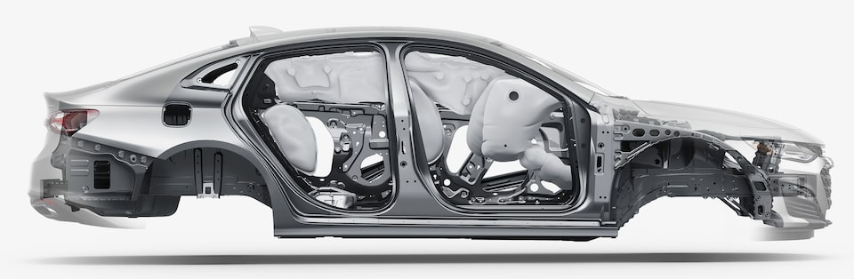 GM Fleet Vehicles equppied with Airbags