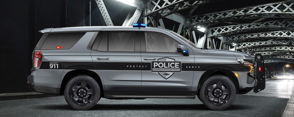 allnew 2021 chevy tahoe police pursuit vehicle  gm fleet