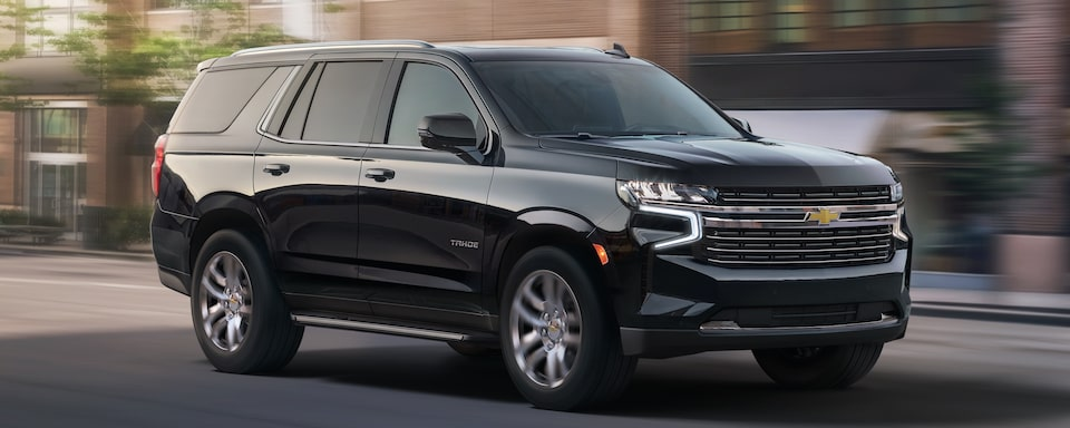 See what's new with the 2021 Chevrolet Tahoe at GM Fleet