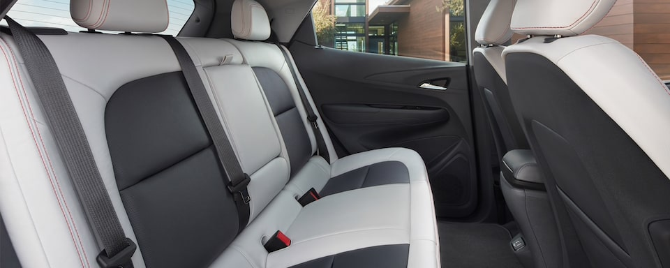 2019 Chevrolet Bolt EV Electric Vehicle Interior Seat view