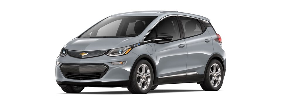 2019 Chevrolet Bolt Electric Vehicle Available Trim 1