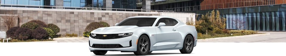 2019 Chevrolet Camaro Sports Car Front Exterior View