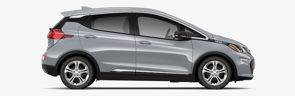 2020 Chevrolet Bolt EV Electrical Features: Side Profile View