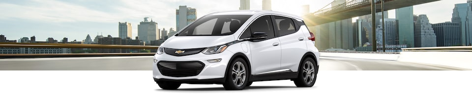 2021 Chevrolet Bolt EV Front Side View