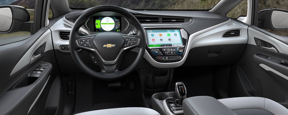 2021 Chevrolet Bolt EV Interior Dash View
