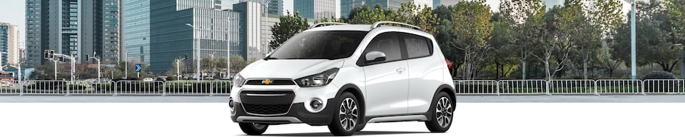 2021 Chevrolet Spark Small Hatchback Car Front Side View