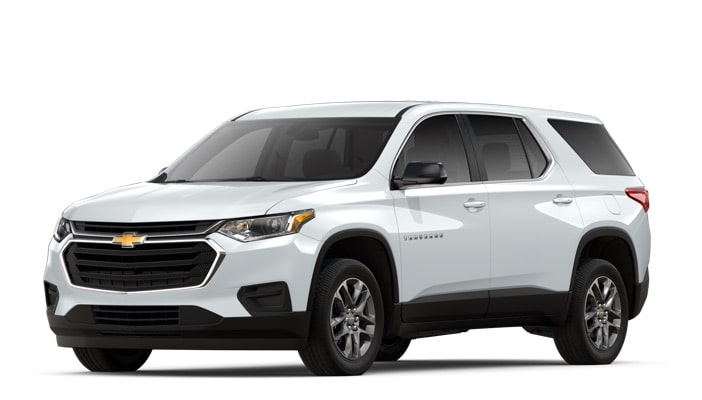 2020 Chevrolet Traverse Mid size SUV