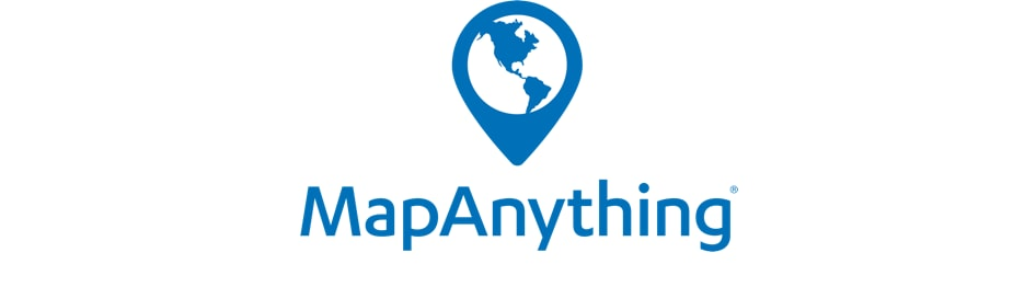 MapAnything Location Intelligence Platform Logo