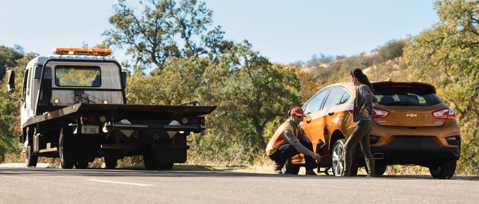 Learn about OnStar Roadside Assistance for your Fleet