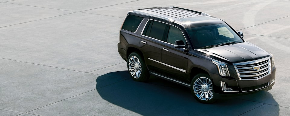 2019 Cadillac Escalade Luxury SUV Professional Options