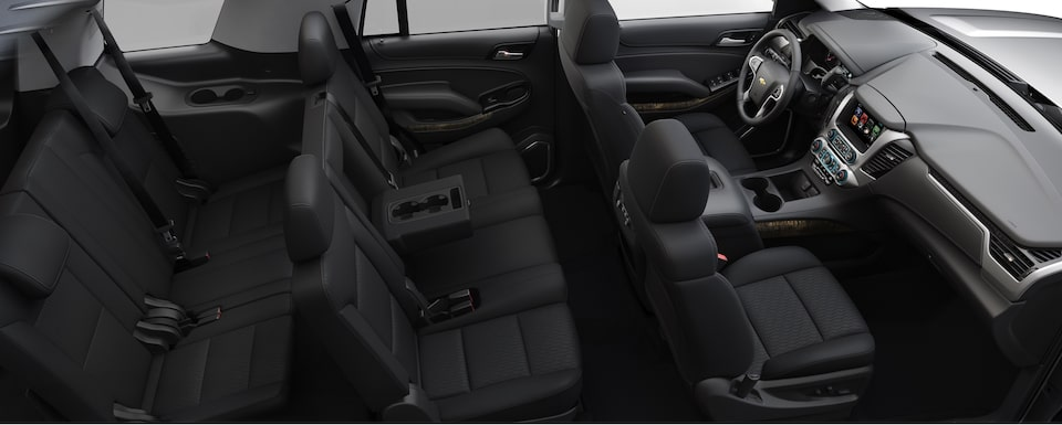 2019 Chevrolet Tahoe Full Size SUV Interior Seat View