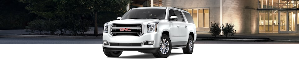 2019 GMC Yukon XL Full-size SUV Front Exterior View