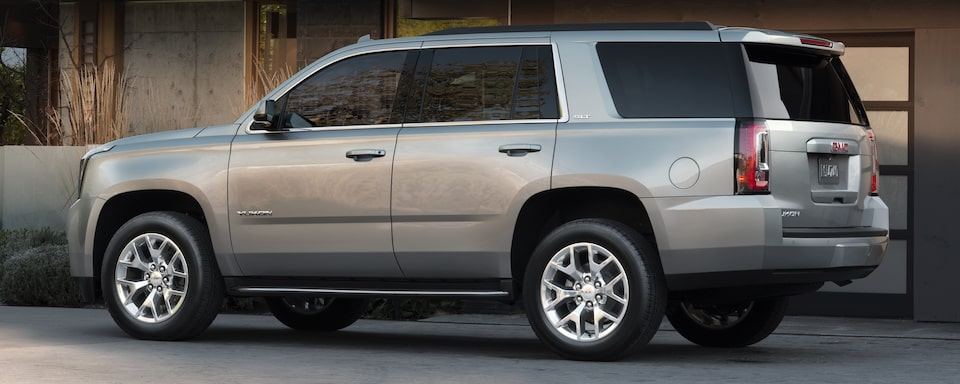 2019 GMC Yukon Full size SUV Exterior Side View