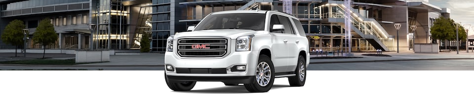 2019 GMC Yukon Full-size SUV Front Exterior View