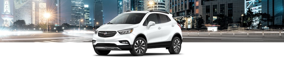 2020 Buick Encore Small Luxury SUV Exterior Sie View