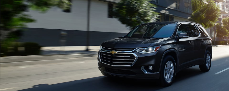 2020 Chevrolet Traverse Driver Confidence Package