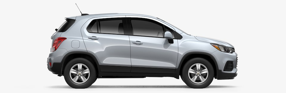 2020 Chevrolet Trax Compact SUV Key Features