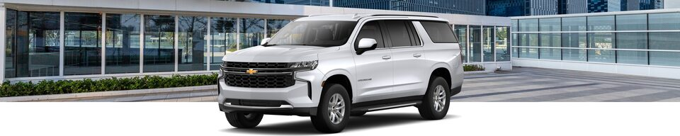 2021 Chevrolet Suburban Large SUV Front Exterior View
