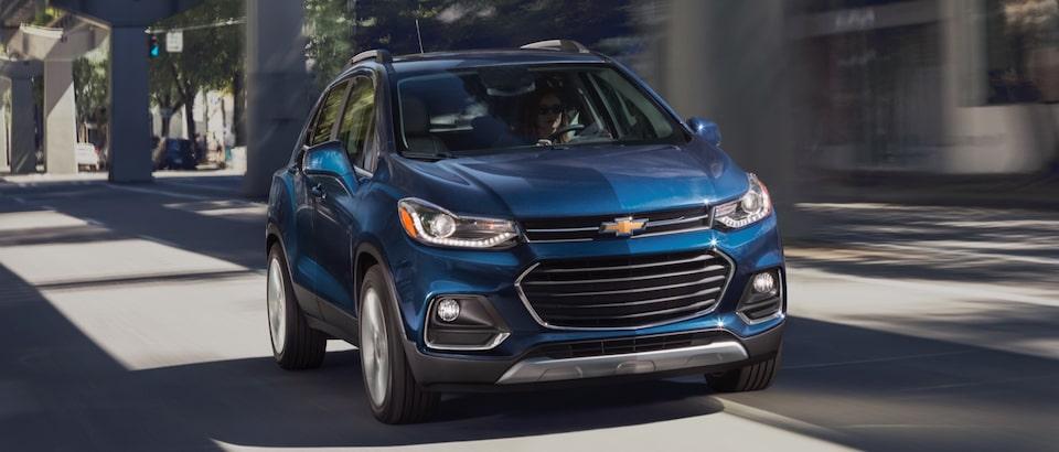 Chevy Small Suv >> General Motors Fleet Suvs And Crossovers Gm Fleet