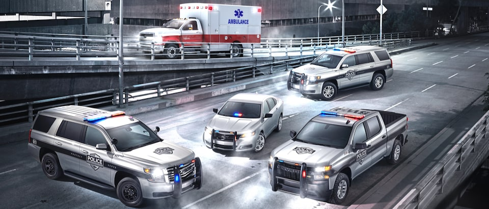 GM Fleet Police Program