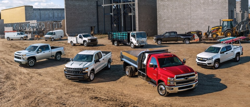 Learn more about GM Fleet Programs