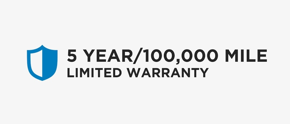 View GM Fleet 5year/100,000 limited warranty