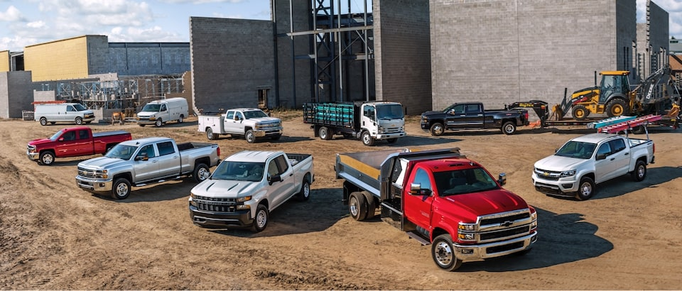 GM Fleet offers Commercial Lines of Credit for GM Financial products and features
