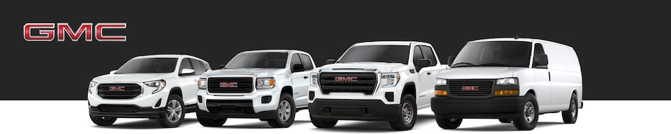 GMC Fleet Vehicle Lineup from GM Fleet