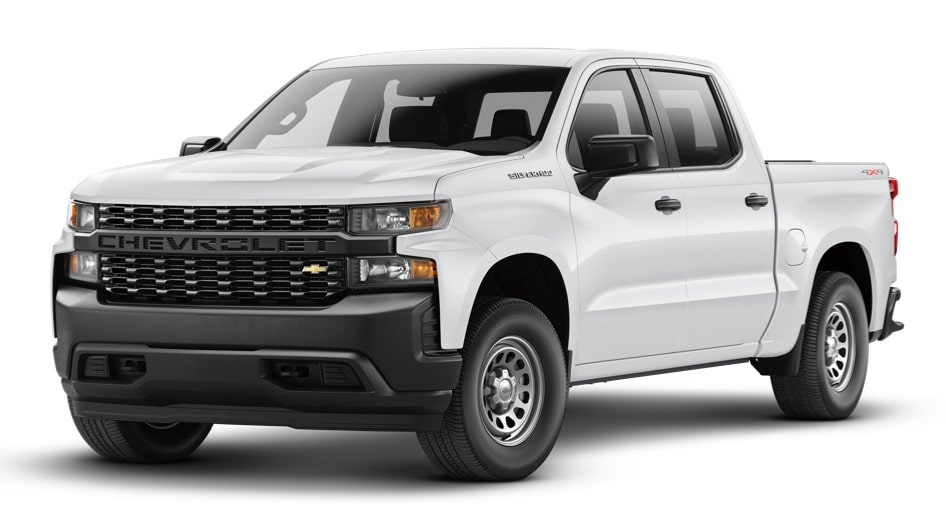 All-new Chevrolet Silverado 2500HD Full size Truck