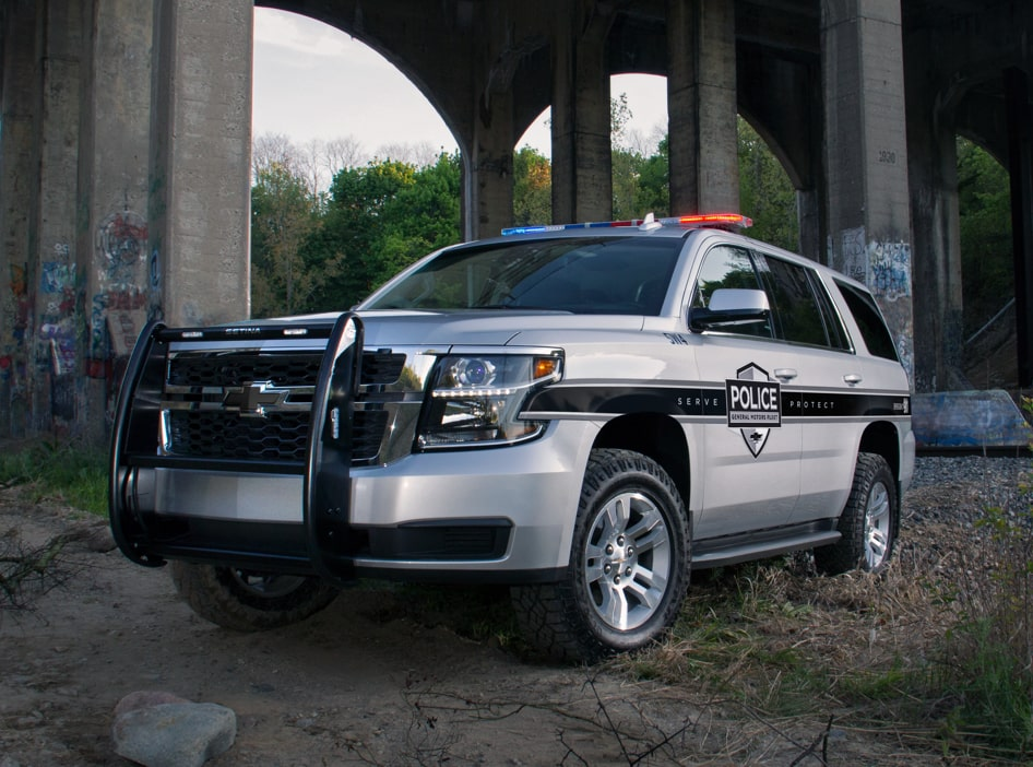 Discover capable GM Fleet Police Vehicles