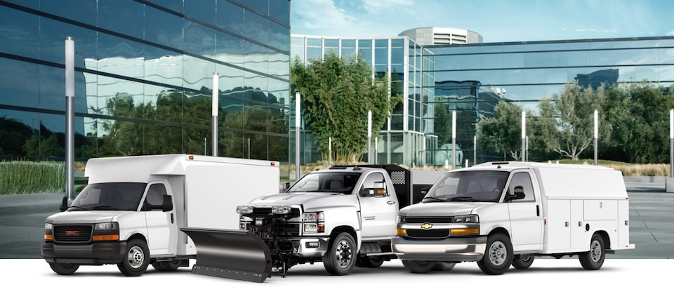 Discover GM Fleet Business Choice Offers