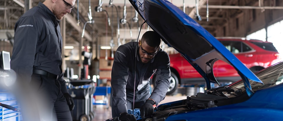 GM Fleet offers technical service training