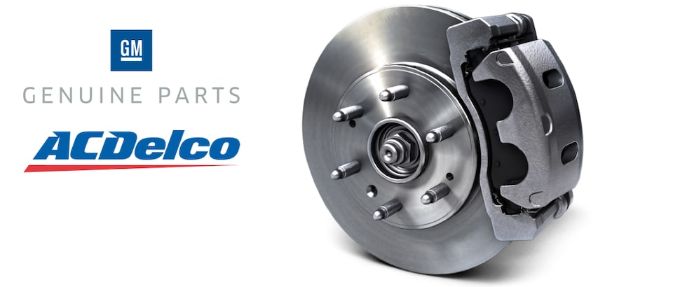 Get Discounts on parts from ACDelco and GM Genuine Parts