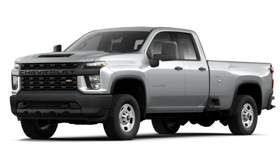 2020 Chevrolet Silverado 2500/3500HD Full-size Pickup Truck