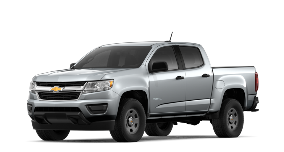 2019 Chevrolet Colorado Small Pickup Truck
