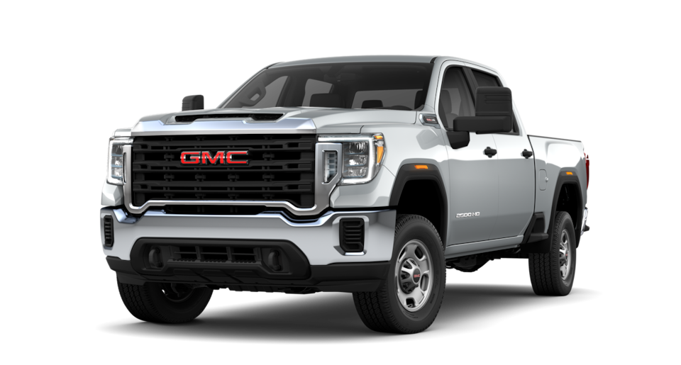 2019 GMC Sierra 2500/3500HD Pickup Truck