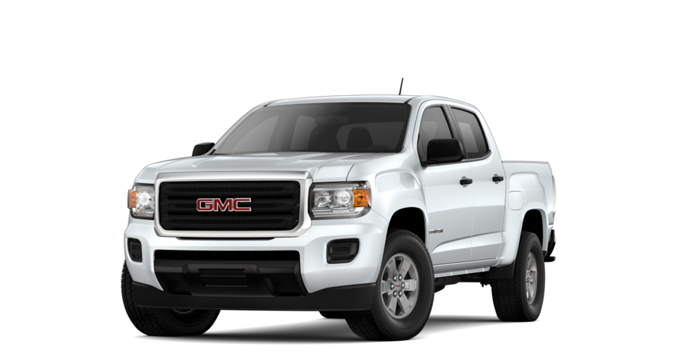 2019 GMC Canyon Small Pickup Truck
