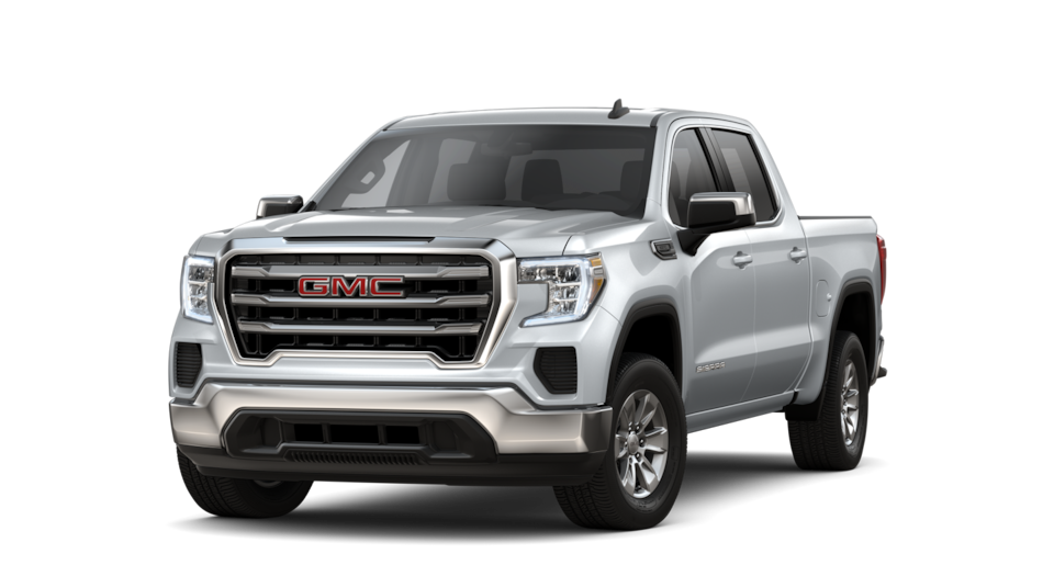 2019 GMC Sierra 1500 Pickup Truck with Snow Plow Prep Package