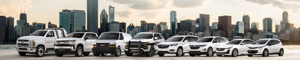 Save on eligible GM Fleet Vehicles with Tax Deductions for your business