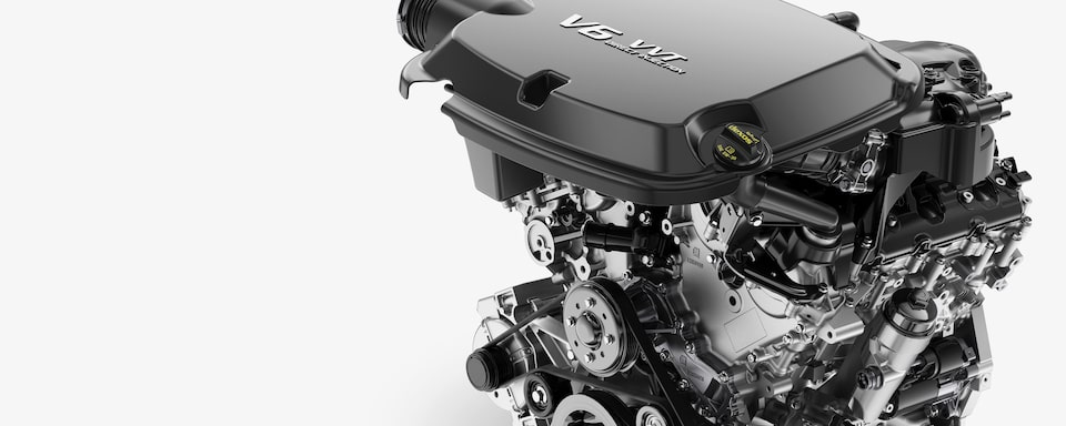 3.6L V6 VVT Engine Options
