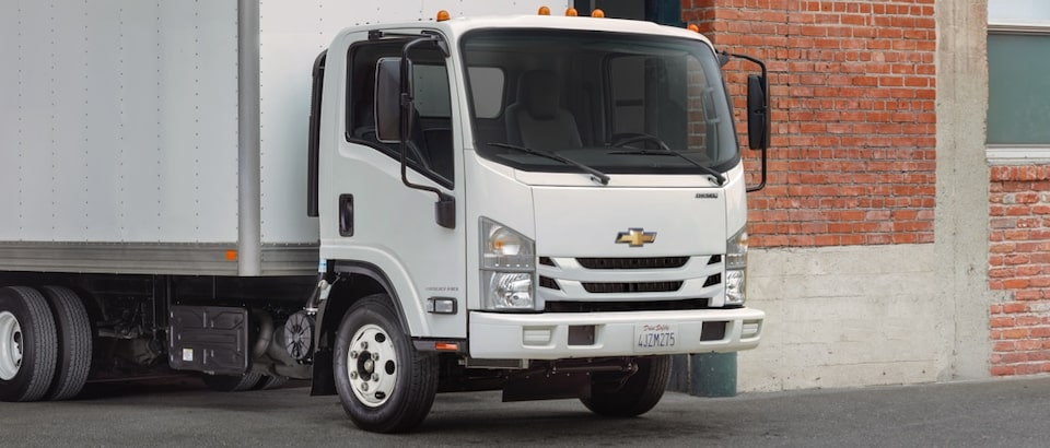 View 2020 Chevrolet LCF Cab Over Design from GM Fleet