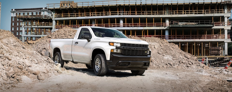 2020 Chevrolet Silverado 1500 Full Size Pickup Truck | GM ...