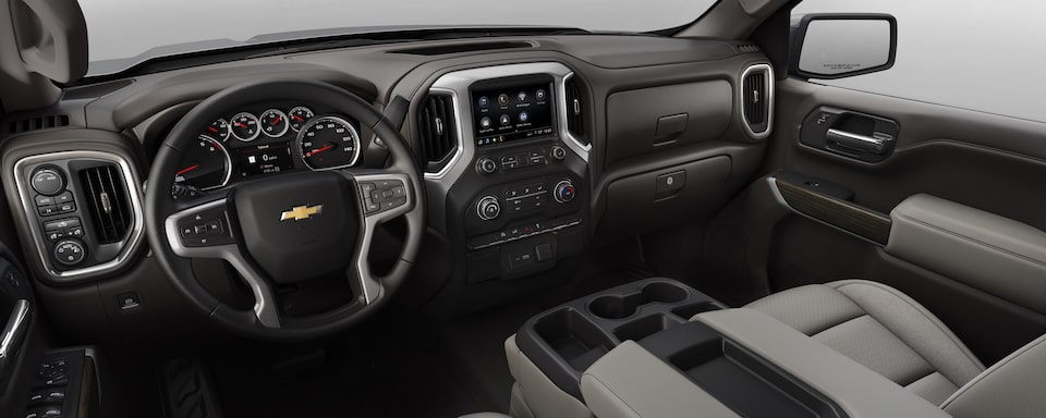 220 Volt Outlet >> 2020 Chevrolet Silverado 1500 Full Size Pickup Truck | GM ...