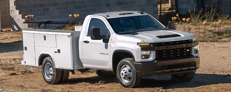 2020 Chevrolet Silverado 3500 HD Chassis Cab | GM Fleet