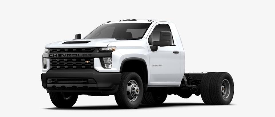 2020 Chevrolet Silverado Chassis Cab Trucks | GM Fleet