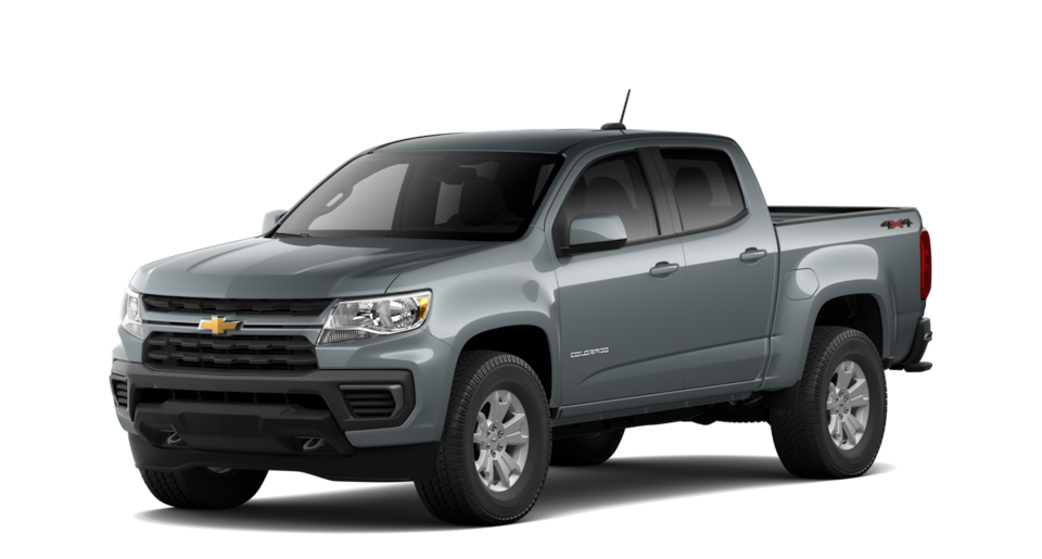 2021 Chevrolet Colorado LT Small Truck