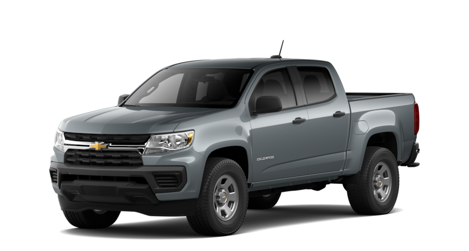 2021 Chevrolet Colorado WT Small Truck
