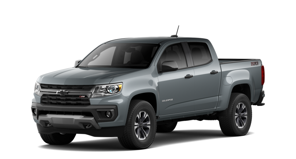 2021 Chevrolet Colorado Z71 Small Truck