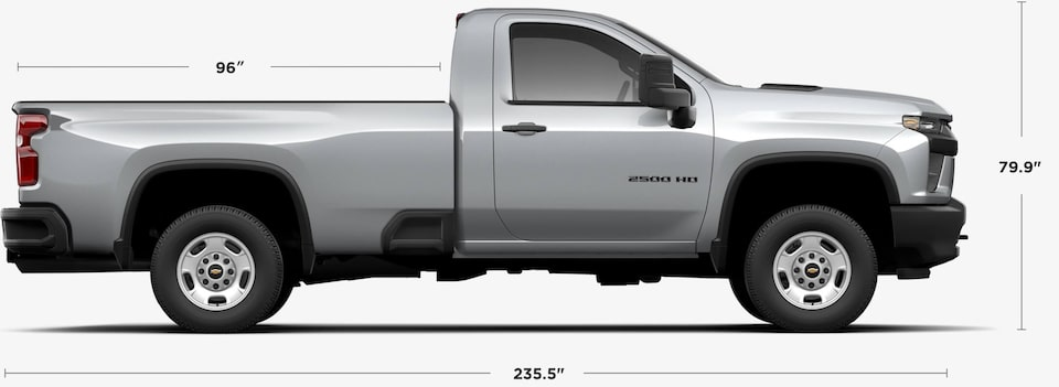 2021 Chevrolet Silverado Hd Truck Gm Fleet