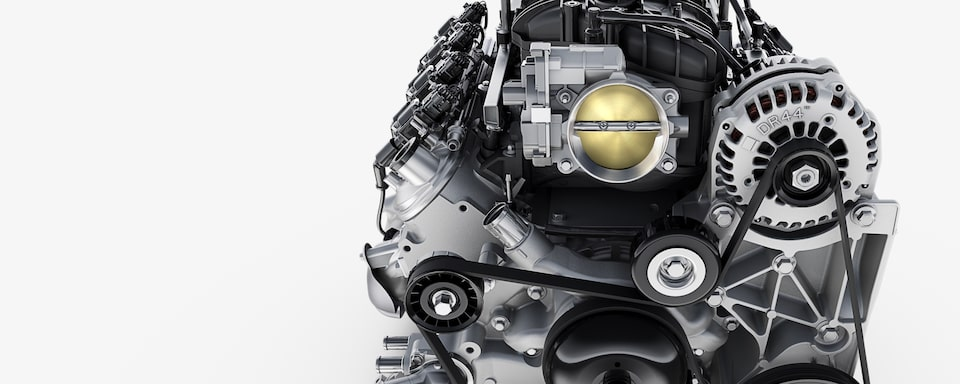 6.2L Vortec V8 Engine Information